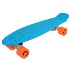 Meteor 23690 Deskorolka pennyboard niebieska