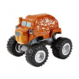Fisher Price Blaze - Samochodzik die-cast DGK42 Grizzly Bear Truck