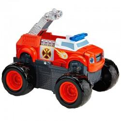 Fisher Price Blaze DGK58 Transformujący wóz strażacki Blaze 2w1