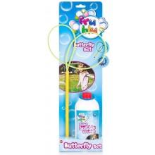 Fru Blu - Bańki mydlane - Obręcz Motylek + płyn 0,5l - DKF8215
