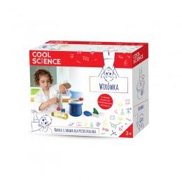 TM Toys DKN4001 Cool Science Doświadczenia - WIRÓWKA LABORATORYJNA