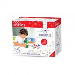 TM Toys DKN4003 Cool Science Doświadczenia - MIKROSKOP
