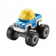 Fisher Price Blaze - Samochodzik die-cast DPL38 Worker Truck