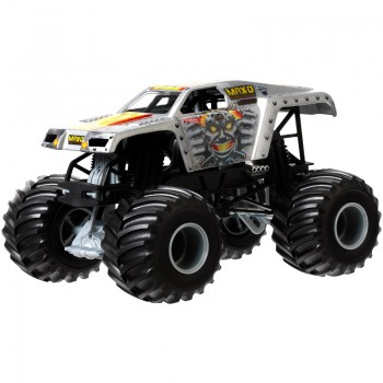 Hot Wheels Monster Jam DRR68 Superterenówka MAX-D