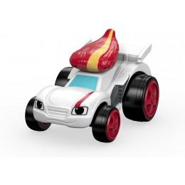 Fisher Price Blaze - Samochodzik die-cast Wyścigowy Speedrick DTK23