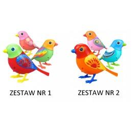 Dumel Digi Birds Śpiewające Ptaszki - Zestaw 3w1 seria 2