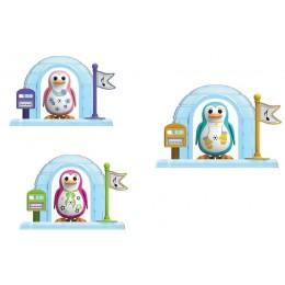Dumel DigiPenguins Śpiewające i tańczące Pingwiny z Igloo
