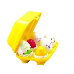 Tomy - Jajeczka z dźwiękami - E1581