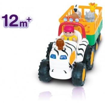 Dumel Discovery 29652 Traktor Safari