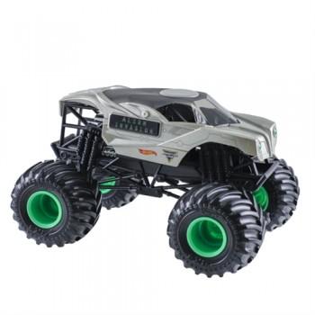 Hot Wheels Monster Jam DWN01 Superterenówka ALIEN INVASION
