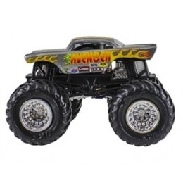 Hot Wheels Monster Jam DWN02 Superterenówka AVENGER