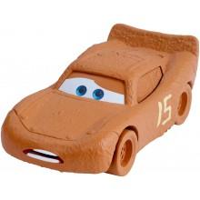AUTA CARS 3 Samochodzik - Ubłocony Zygzak McQueen DXV51