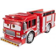 Auta 3 Cars - Samochodzik - Straż pożarna Lugsworth DXV92
