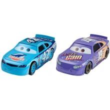 Auta 3 Cars - Dwupak samochodzików - Cal Weathers i Bobby Swift DXW03