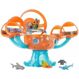 Fisher Price Oktonauci DYT06 Oktopod - baza z rekinami - światło i dźwięk
