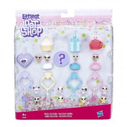 Littlest Pet Shop - Lukrowy zestaw - Zestaw figurek E0400