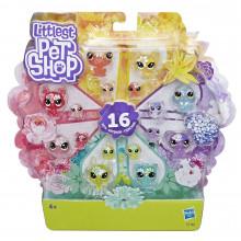Littlest Pet Shop - Kwiatowy zestaw - Zestaw figurek E5148