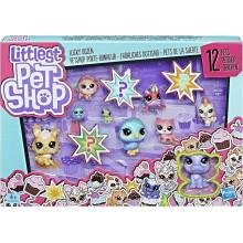 Littlest Pet Shop - Szczęśliwa dwunastka - Zestaw figurek E5161 E3034