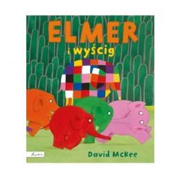 Publicat – Książeczka Elmer i wyścig – 02904