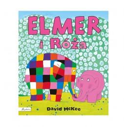 Publicat – Książeczka Elmer i Róża – 03246