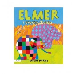 Publicat – Książeczka Elmer i ciocia Zelda – 03307