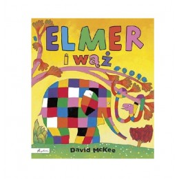 Publicat – Książeczka Elmer i wąż – 03338