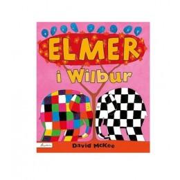 Publicat – Książeczka Elmer i Wilbur – 03345