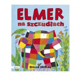 Publicat – Książeczka Elmer na szczudłach – 03352