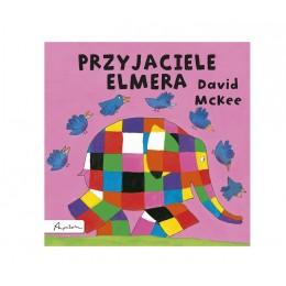 Publicat – Książeczka przyjaciele Elmera – 03512