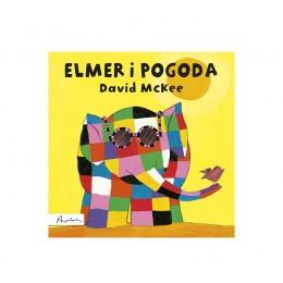 Publicat – Książeczka Elmer i pogoda – 03529