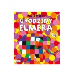 Publicat – Książeczka urodziny Elmera – 04113