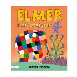 Publicat – Książeczka Elmer i nieznajomy – 04274