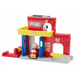 FISHER PRICE BGC67 REMIZA STRAŻACKA