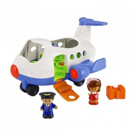 Fisher Price CBL28 Little People Wesoły Samolot