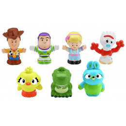 Fisher Price Little People - Zestaw figurek - Toy Story 4 - GFD12