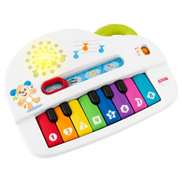 Fisher Price – Zabawka interaktywna – Pianinko malucha GFK02