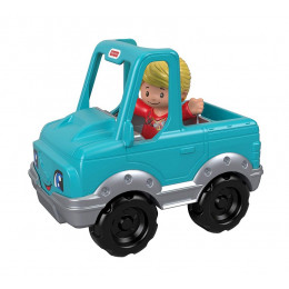 Fisher Price - Little People - Niebieski pick-up z figurką GJL17