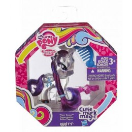MY LITTLE PONY BROKATOWE KUCYKI  Rarity B0734