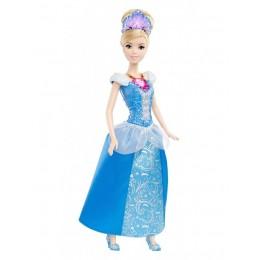 Mattel lalka KOPCIUSZEK BŁYSZCZĄCE KLEJNOTY BDJ23