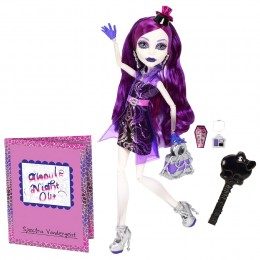 Monster High Ghouls Night Out - Spectra Vondergeist  BBC1