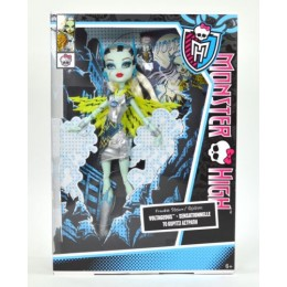 Monster High Superupiorki Frankie Stein BBR88