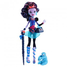 Monster High Straszyciółki Jane Boolittle BLW01