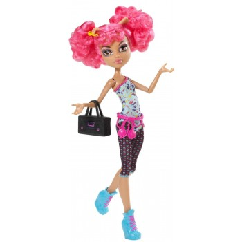 Monster High Dance Class Howleen Wolf