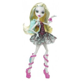 Monster High Dance Class Lagoona Blue