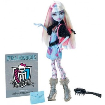 Monster High Abbey Bominable Picture Day