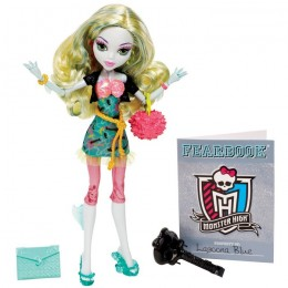 Monster High Lagoona Blue Picture Day