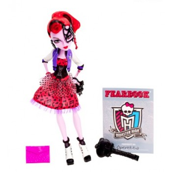 Monster High Operetta Picture Day