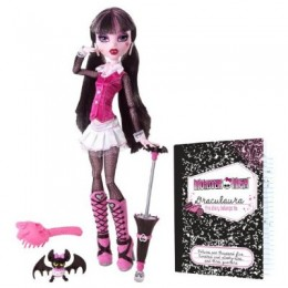 Monster High Draculaura pierwsza seria