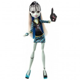 Monster High Straszycheeleaderki Frankie Stein