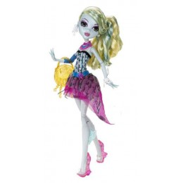 Monster High Lagoona Blue Upiorna Impreza